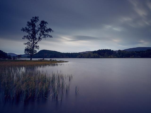 Loch Pityoulish Dusk