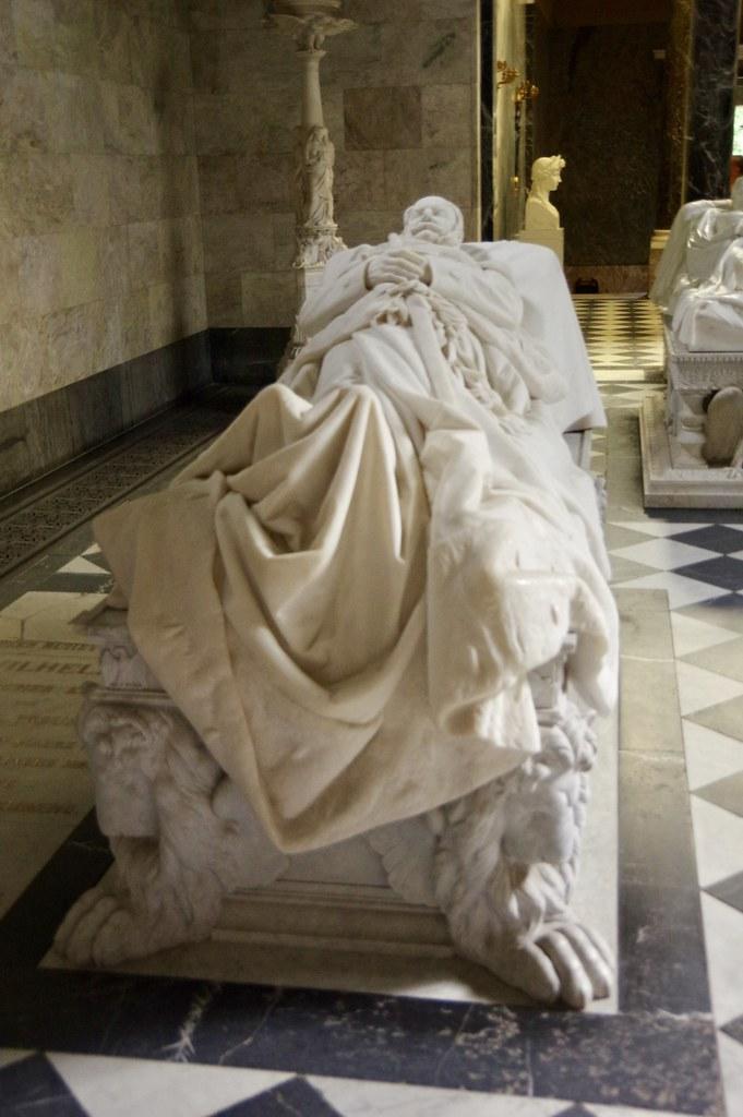 Tomb Of Wilhelm I German Emperor 1797 1888