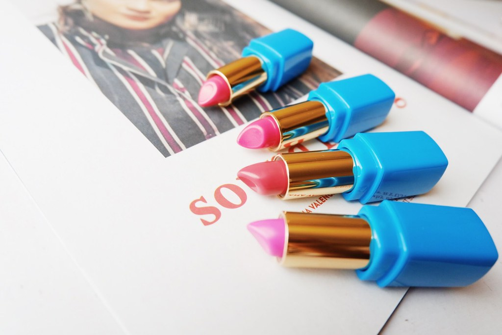 Tupperware Wonder Woman Lipsticks