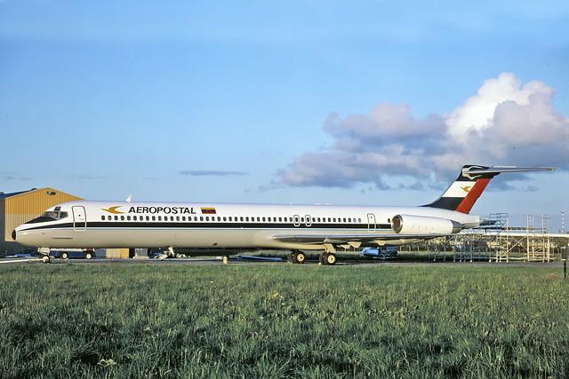 MD83 (EI-BTV) AEROPOSTAL