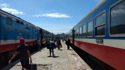 Van Gia station