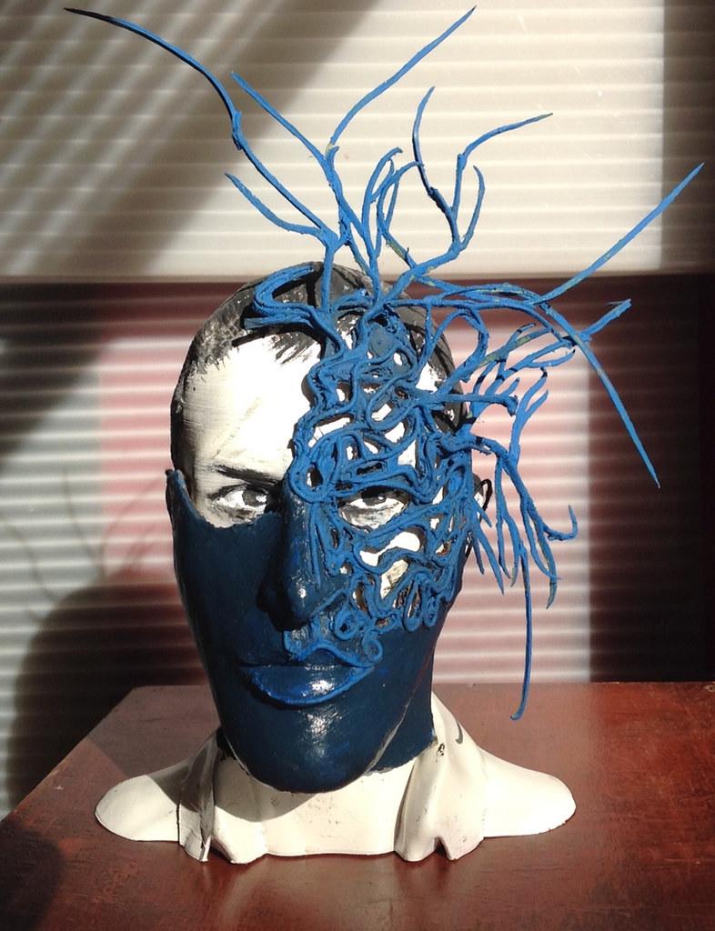 Au Revoir La Haut Masque : revoir, masque, Maquette, Masque, Revoir, Kretschmar, Cecile, Flickr