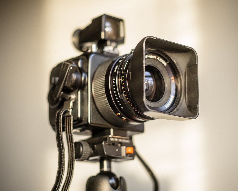Hasselblad SWC/M Super Wide Camera