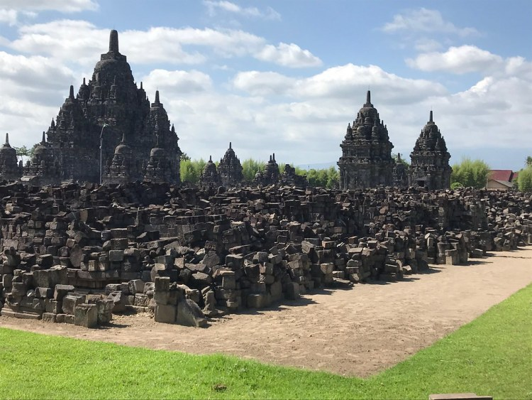 Outlying Temples