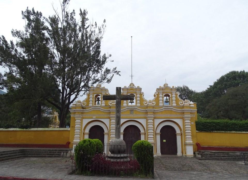 Antigua Ermita del Santo Calvario Guatemala 01