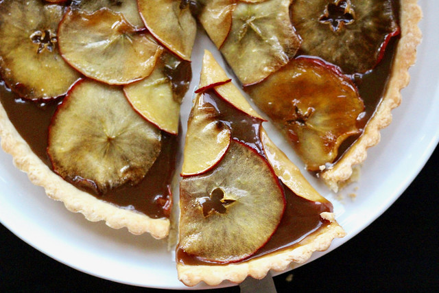 Apple-Maple Tart - 38