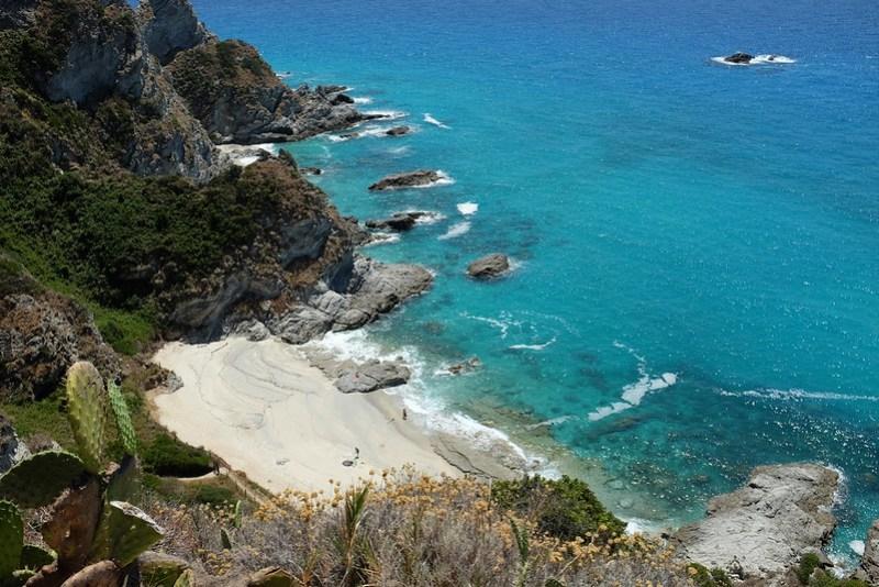 A Ficara beach