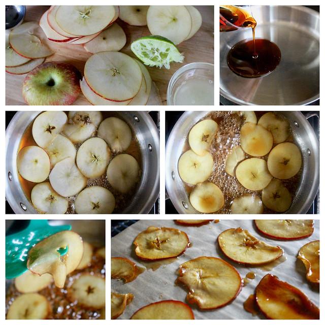 Apple-Maple Tart - 50