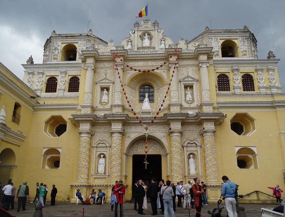 Antigua Iglesia de la Merced Guatemala 03