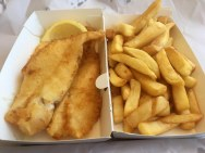 We Like Both Kinds of Food, Fish and Chips   Especially when…   Flickr