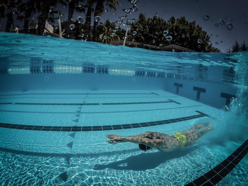 Training Lab, i segreti dell'ondulazione subacquea