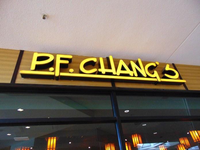 P.F. Changs Chinese Food Restaurant Opening in Winnipeg