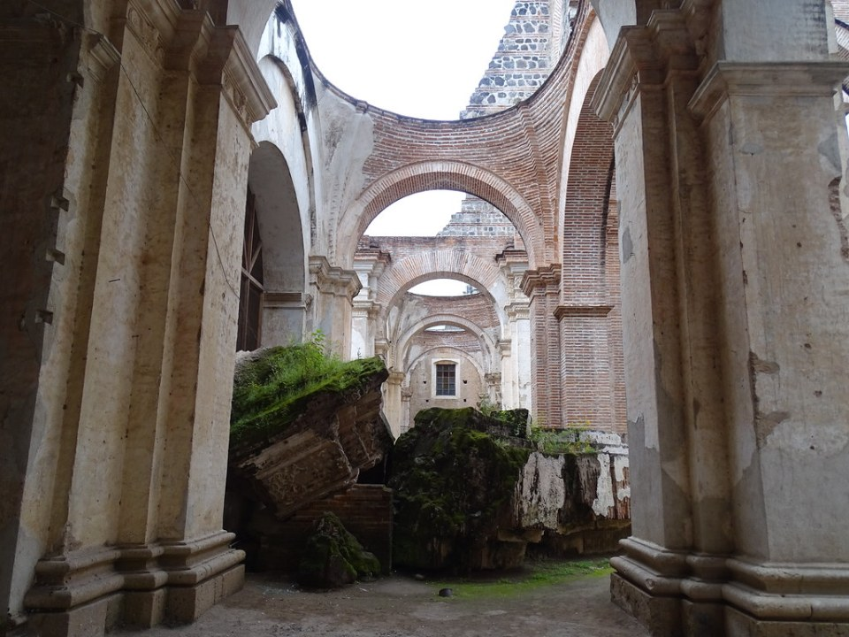 Antigua Catedral de San Jose Guatemala 07