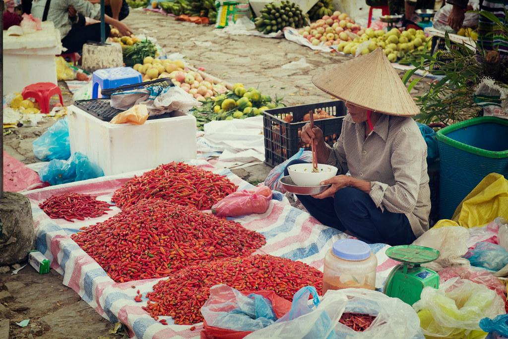 Pepper Vendor