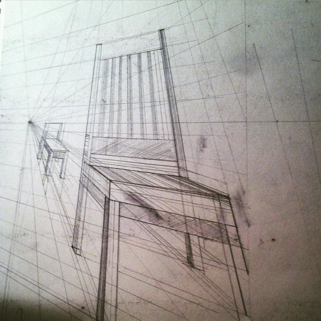 So Clearly I Didn T Understand 3 Point Perspective But I D
