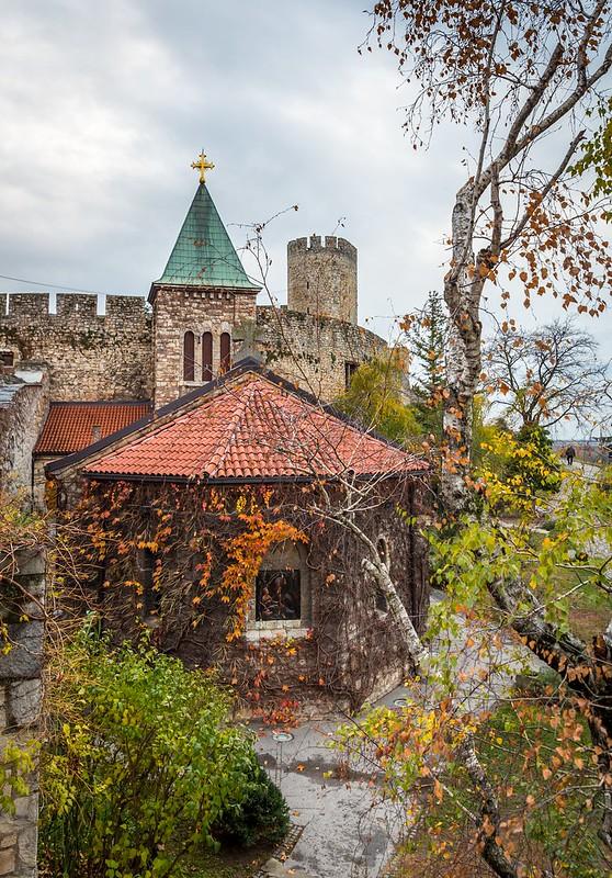 Ruzica Church - Autumn Look