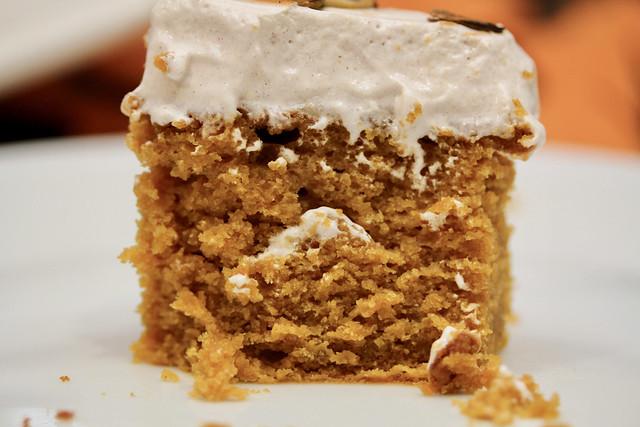 Pumpkin & Cookie Butter Sheet Cake - 46