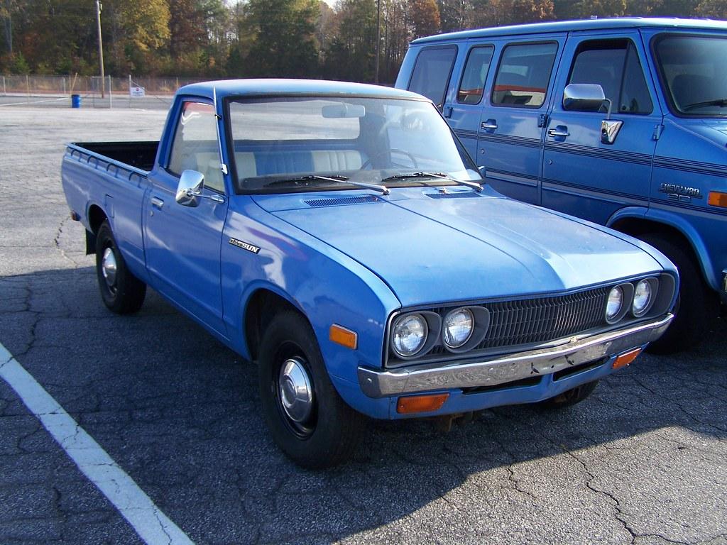 Datsun Pickup Untuk Dijual Novocom Top