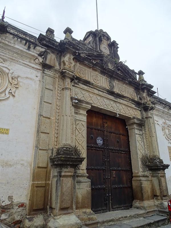 Universidad San Carlos hoy Museo Colonial Antigua Guatemala 01