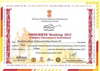 Swatchhta Ranking 2017