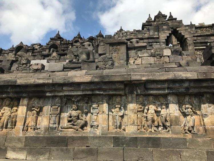 Borobudur Temple Compounds