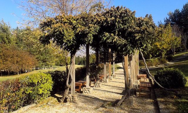 Mikasanomiya Memorial Garden by bryandkeith on flickr