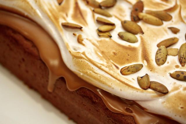 Pumpkin & Cookie Butter Sheet Cake - 35