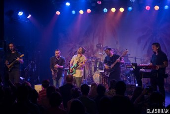 The Hip Abduction @ The Lincoln Theatre in Raleigh NC on March 16th 2017