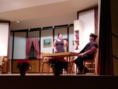 Theater Weihnachtsfeier 2017