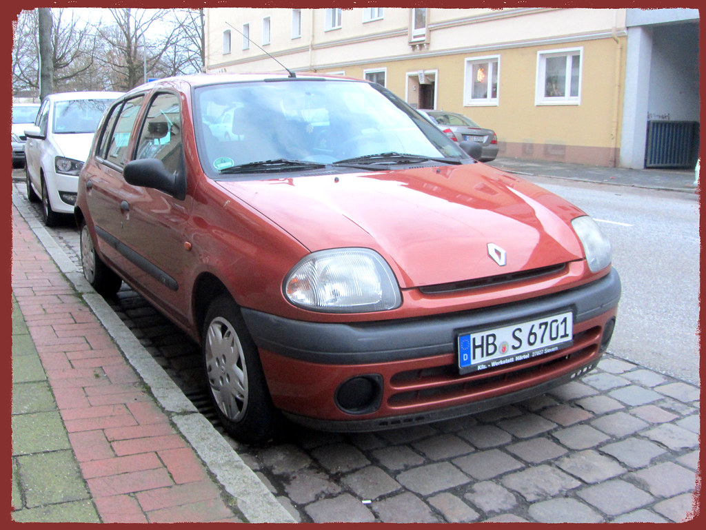 hight resolution of  renault clio ii by v8dub