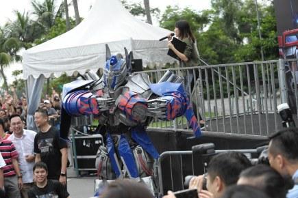 Transformers Run Singapore 2018