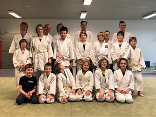 Kinder-Aikido-Workshop in Holzkirchen
