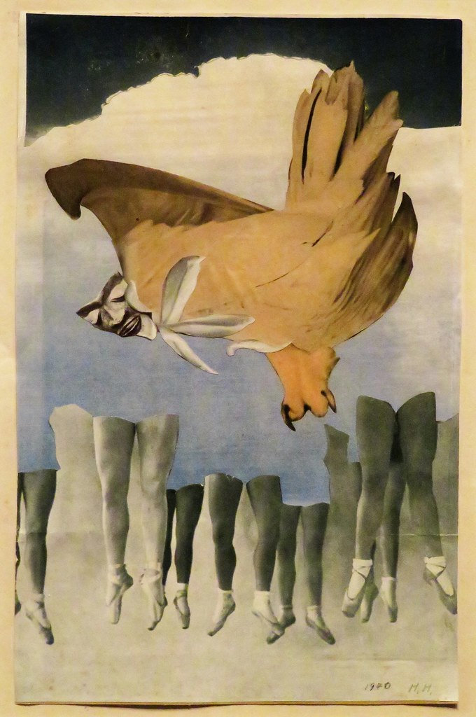 Avoir Les Pieds Sur Terre : avoir, pieds, terre, Hannah, Höch, Surtout, Avoir, Pieds, Terre,, 1940…, Flickr