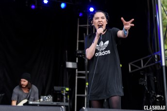 Bishop Briggs @ Shaky Knees Music Festival, Atlanta GA 2017