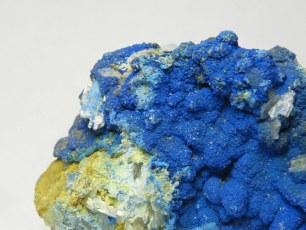 Mineral: Cianotriquita