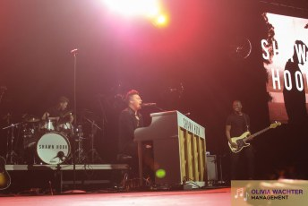 Hedley + Shawn Hook + Neon Dreams @ Abbotsford Centre - February 5th 2018