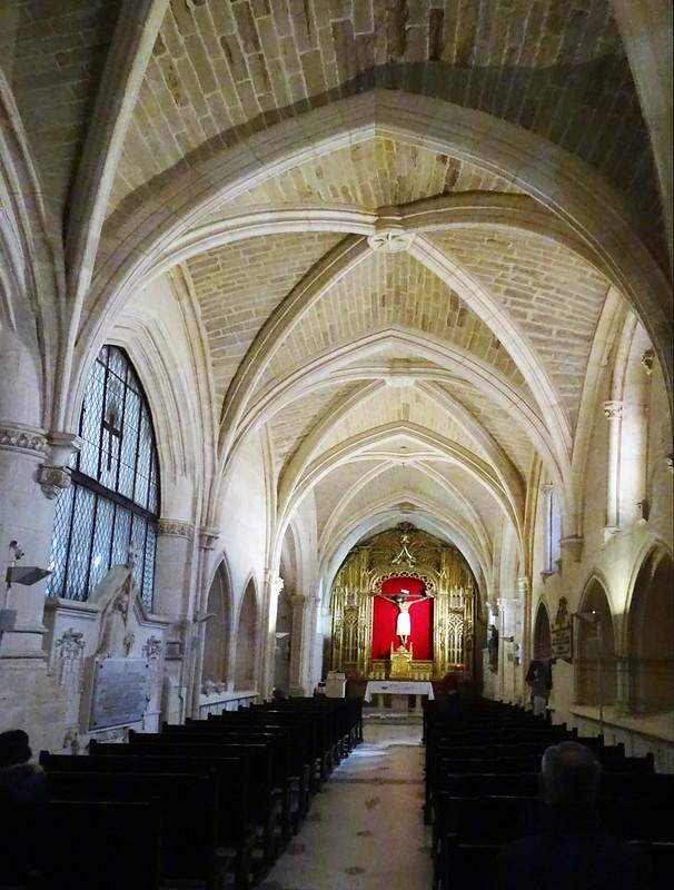 Catedral de Burgos nave Capilla Santisimo Cristo de Burgos