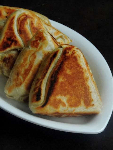 Srilankan Vegetable Roti,Vegetable Rotti