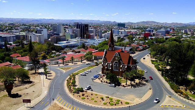 8-Windhoek Town