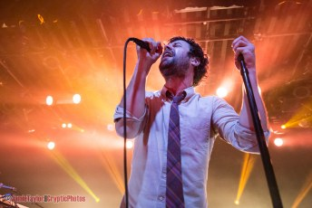 January 26 - Passion Pit @ The Commodore Ballroom