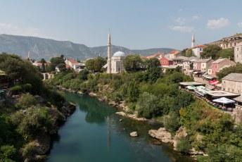 Mijn volgende stop was Mostar.