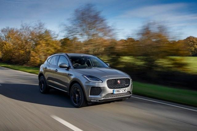 Imagini pentru Jaguar E-Pace