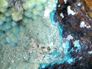 Mineral: Conicalcita