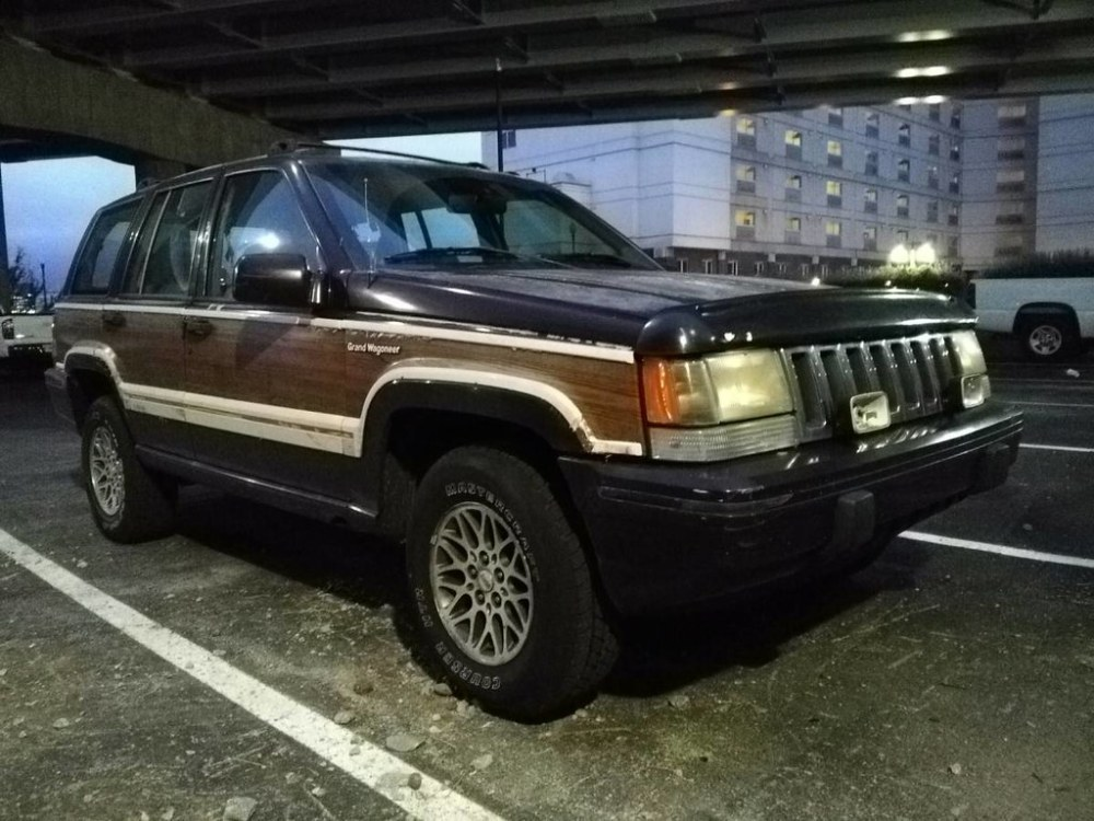 medium resolution of  1993 jeep grand wagoneer 4000 by chescrowel