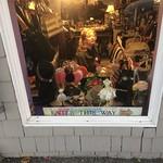 A shop window at Sausalito