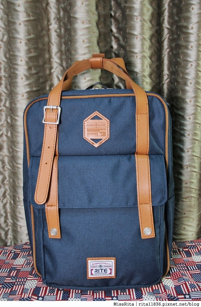 MIT 臺灣製造 臺灣包包 RITE 兩用包 後背包品牌推薦 包包品牌推薦 雙生系列漫遊包 後背包設計師品牌 RIT… | Flickr