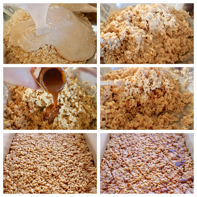 Cinnamon Cajeta Rice Crispy Treats - 33