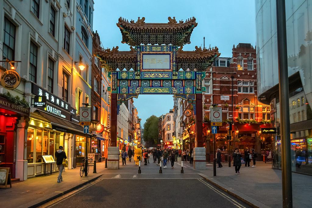 London Chinatown London United Kingdom Jorge
