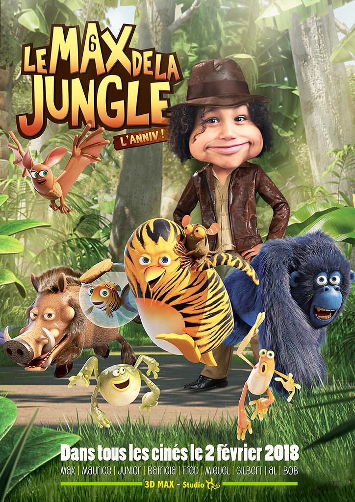 Miguel Les As De La Jungle : miguel, jungle, Jungle, Www.youtube.com/watch?v=HRxzDeaHADU, X-FAB, Flickr