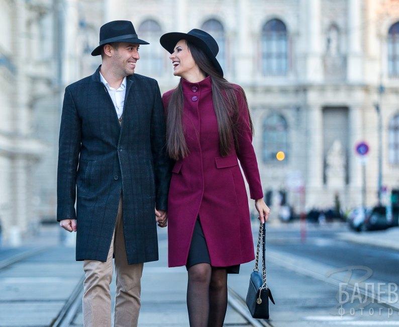 Таня и Стефан - Виена
